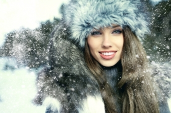 winter fashion fur