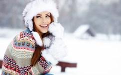 winter fashion fur