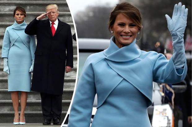 donald-trump-melania-trump-inauguration-581149