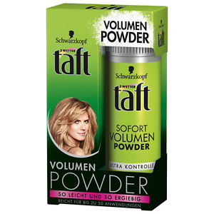 taft powder