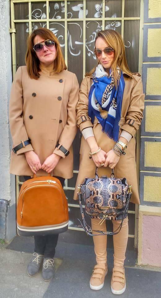 Jelena and me