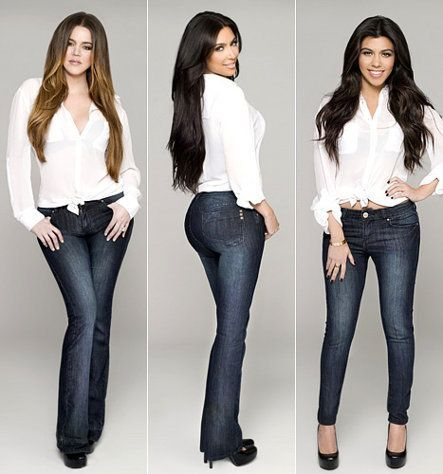 denim kardashian