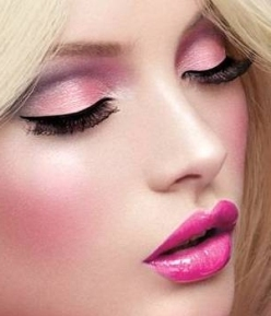 barbie-make-up