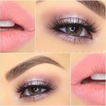 soft-pink-cute-lips-and-geek-eye-shadow-2016-makeup