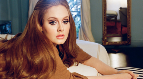 60s volume updo hair make up fashion