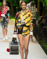 Dolce & Gabbana 2017 tropico italiano mambo