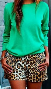 pantone, greenery, boja godine, color of the year 2017, green, fashion, outfit, modne kombinacije, style