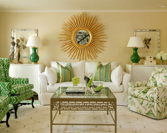 Smart-use-of-symmetry-to-create-a-snazzy-living-room-in-green