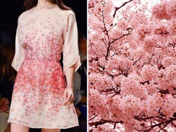 Blumarine-S-S-2015-Japanese-Cherry-Blossoms