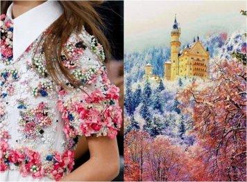 Chanel-S-S-2015-•-•-Neuschwanstein-Castle-Germany