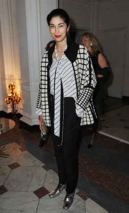 Max Mara - London Flagship Store Launch - Private Dinner