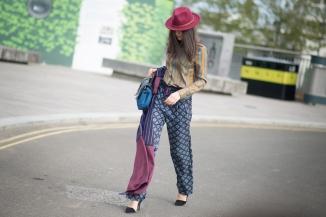 Day 3: Street Style - London Fashion Week SS15