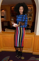 Dinner Hosted By Olivier Rousteing At Annabel's To Mark Balmain Boutique Opening