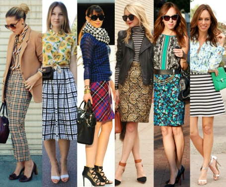 Mixing-pattern-outfits-examples