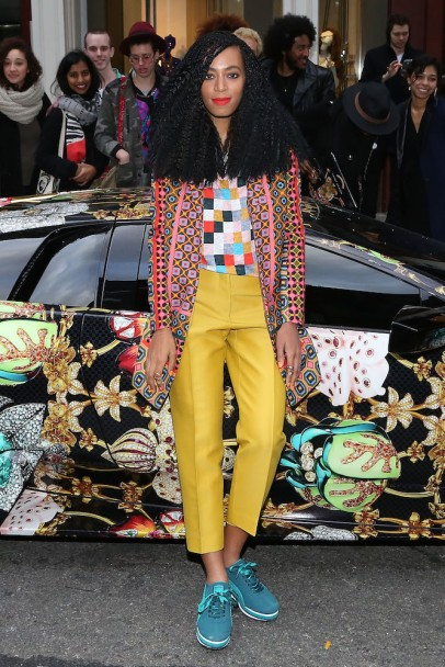 """Solange Knowles Celebrates The Release of Her """"Saint Heron"""" Compilation Album"""